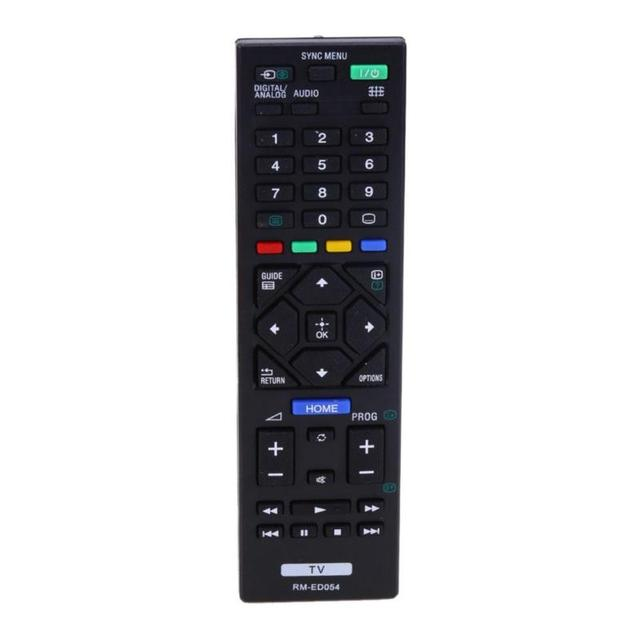 Remote Control RM ED054 for Sony LCD TV for KDL 32R420A KDL 40R470A KDL 46R470A High Quality Remote Control