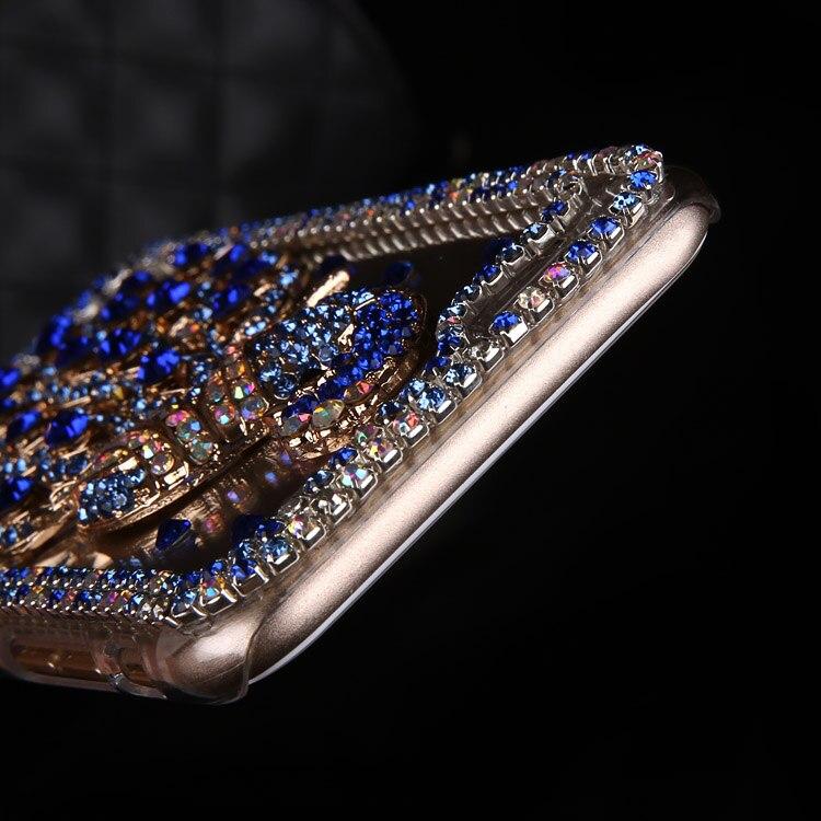 Bling Glitter Rhinestone Peacock Case For Asus Live (L1) ZA550KL ZB501KL ZB555KL ZB633KL ZB570TL ZB601KL ZB602KL ZB631KL ZD551KL