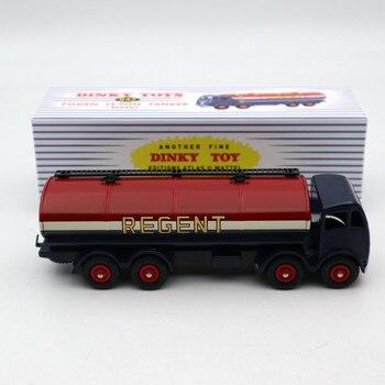 Atlas Dinky Toys 942 Foden 14-Ton Tanker - Regent Diecast Model Mint/boxed w foden barcarolle