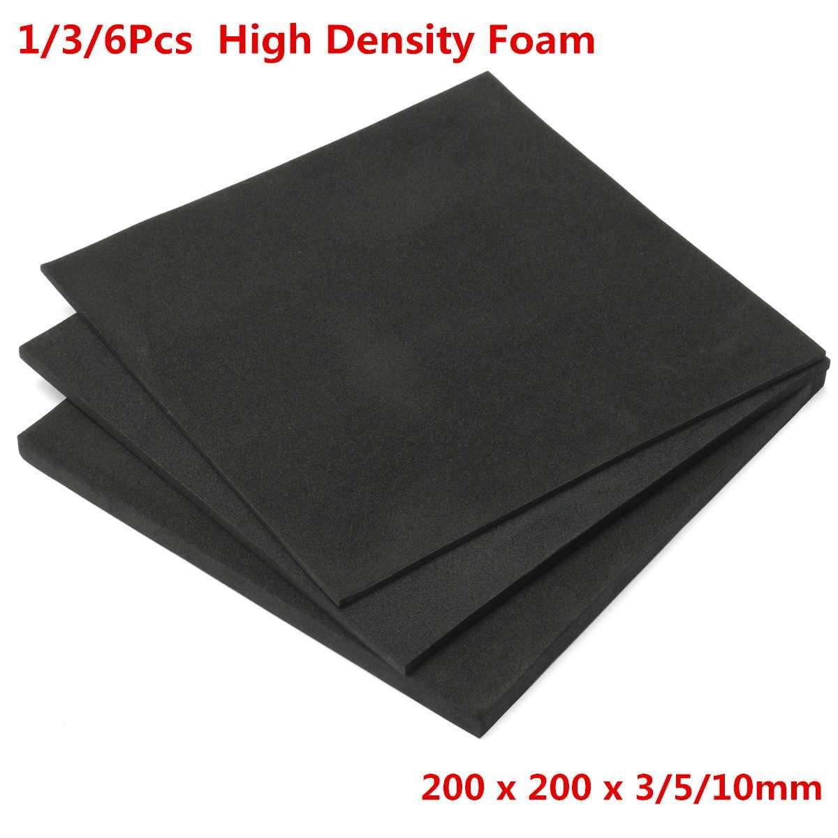200x200mm ESD Anti Static Pin Insertion High Density Foam 3/5/10mm