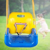 3 In 1 Jungle Gym Swing Seat Heavy Duty Chain Playground Outdoor Children Swing Set Kids Rotary Swing with Chain amusement park