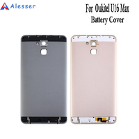 Alesser For Oukitel U16 Max Battery Cover Durable Protective Back Case Replacement For Oukitel U16 Max Mobile Phone Accessory