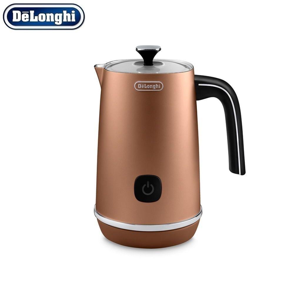 Milk Frothers Delonghi EMFI.CP home kitchen appliances cappuccino coffee cappuccinators beater electric foam