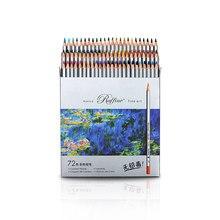 MARCO 7100 Prismacolor Hout Kleurpotloden 72 Olie Kartonnen doos Professionele Tekening potloden Schets Art Voor Schoolbenodigdheden