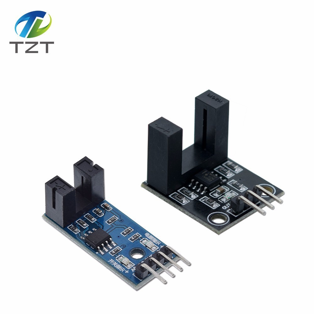 US $0 39 10% OFF|1pcs F249 High Quality 4 PIN Infrared Speed Sensor Module  For Arduino/51/AVR/PIC 3 3V 5V-in Sensors from Electronic Components &
