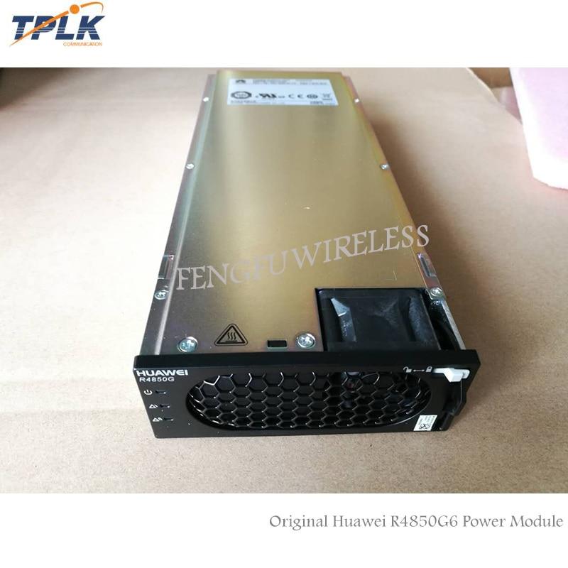Original New Hua wei R4850G6 1U AC 3000W High Efficiency Rectifier module use for ETP48100 48V