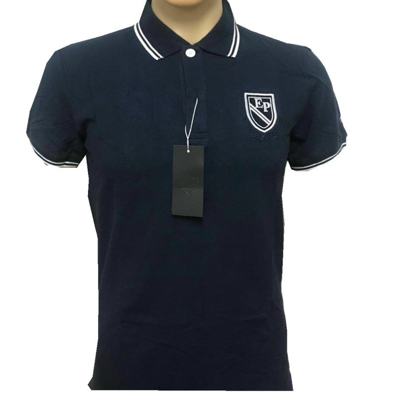 New Fashion Men's   Polo   Shirt Summer Mens   Polo   Shirts TOP Quality Men Short Sleeve Cotton Shirt Eden Park S-XL