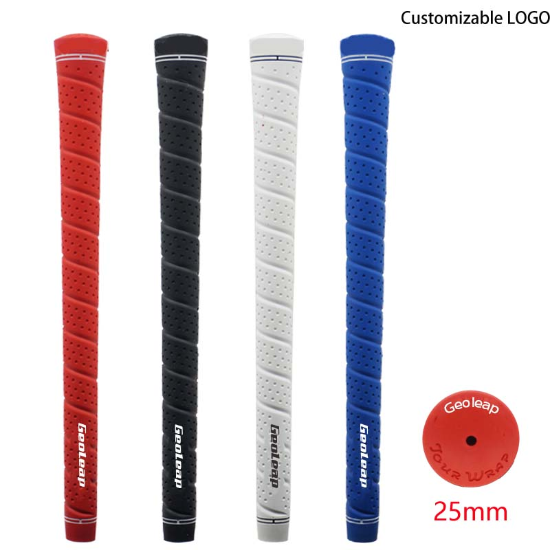 Wrap Golf Grip Standard 4 Colors TPE Material Golf Club Grips 10pcs/lot Free Shipping Large Quantity Discount