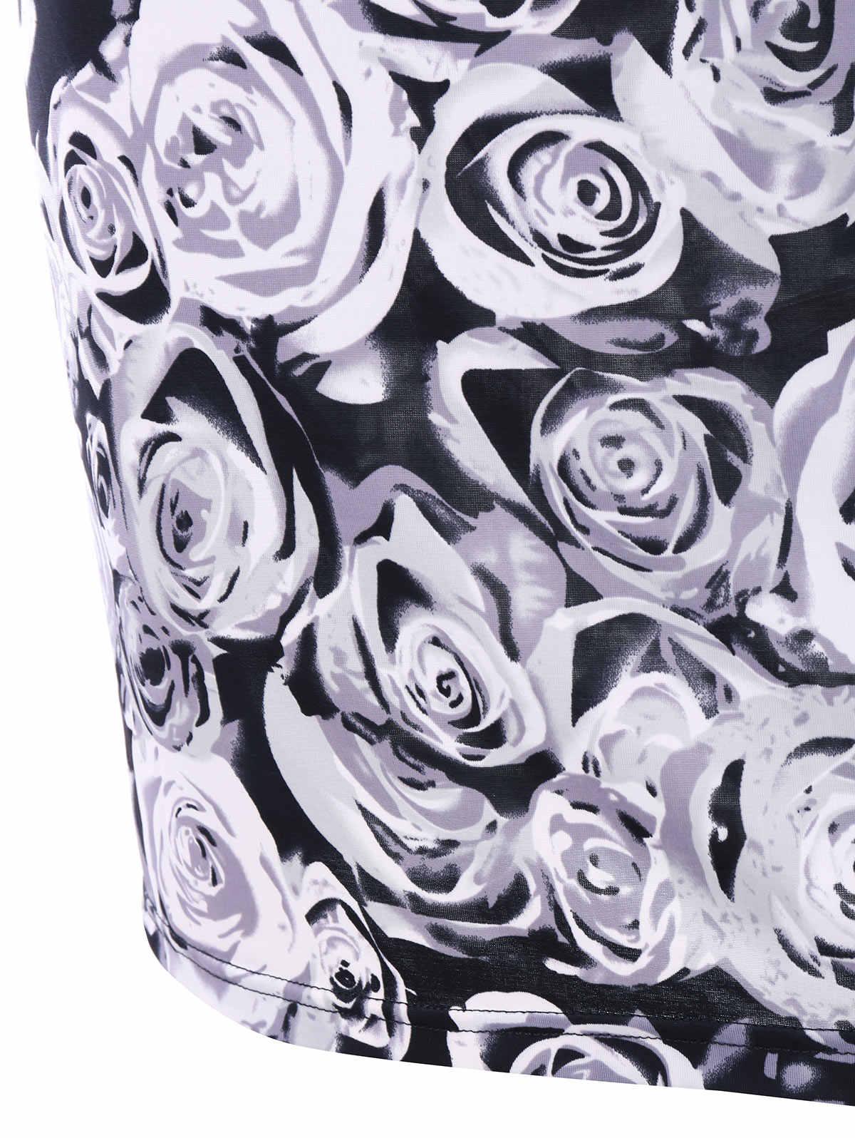 ebf3fa4f65 Gamiss Plus Size Dress Summer Rhinestone Embellished Glittery Scalloped  Capelet Bodycon Dress Women OL Pencil Dresses Vestidos
