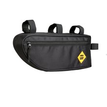 Waterproof Bike Bicycle Bag Large Capacity MTB  Road Triangle Pouch Caulking Pannier Accessories