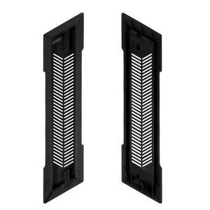 Image 1 - Game Console Game Player Black Vertical Bracket Stand Holder Cooling Pad Dock Base Bracket Black Plastic For PS4 SLIM Cooling