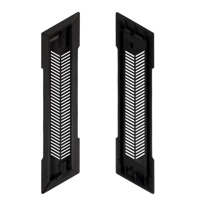 Game Console Game Player Black Vertical Bracket Stand Holder Cooling Pad Dock Base Bracket Black Plastic For PS4 SLIM Cooling