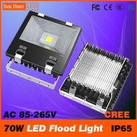 2017 70w Led Spot Light Bulkhead Lamp Professional Industrial Lighting 90 120degree Ip65 Ac 85 265v Cree Chips Cob Or Xpe/xpg