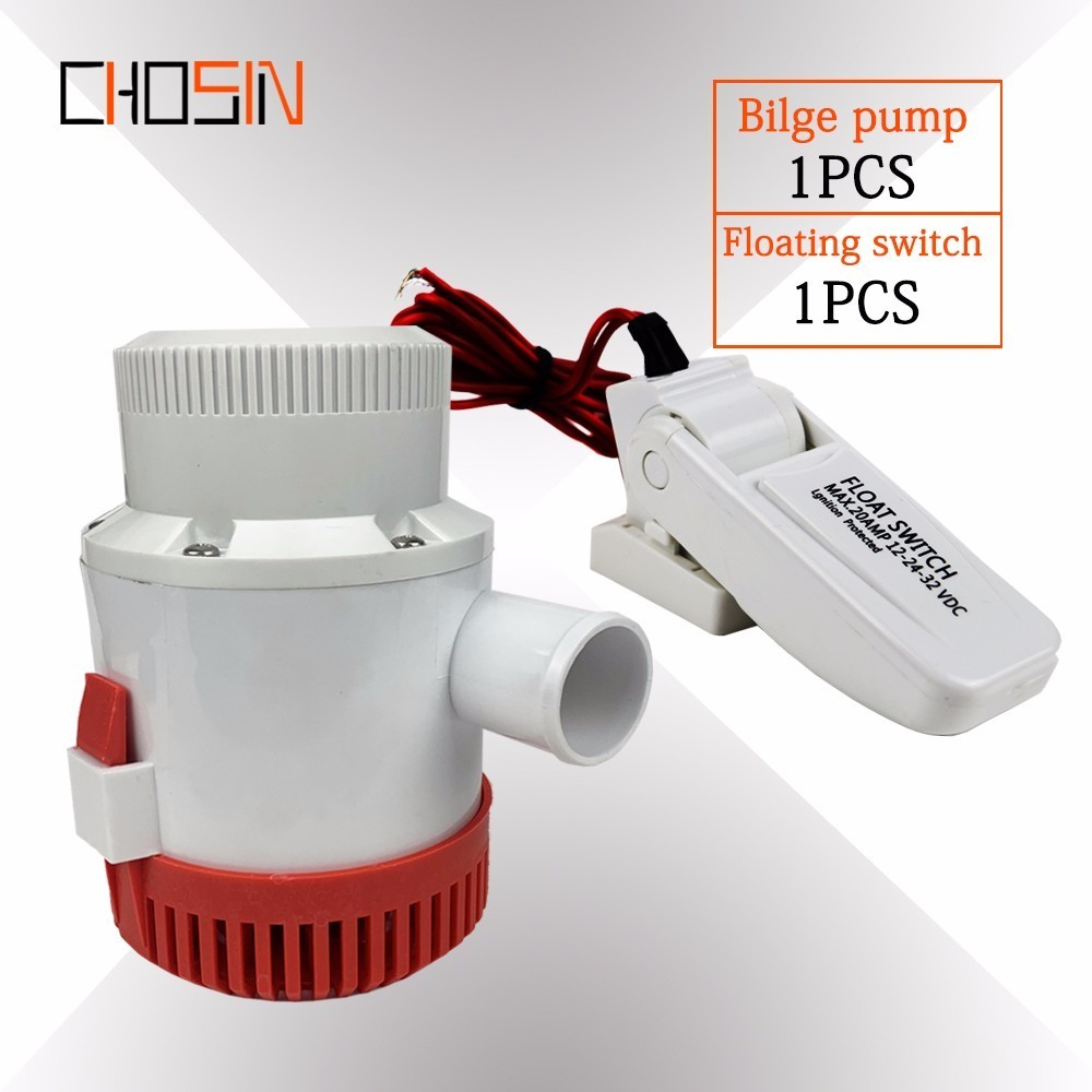 3700GPH Bilge PumpLarge Flow Dc 12v 24v Electric Water Pump For Boats Submersible Boat Water Pump With Float Switch 3700 Gph3700GPH Bilge PumpLarge Flow Dc 12v 24v Electric Water Pump For Boats Submersible Boat Water Pump With Float Switch 3700 Gph