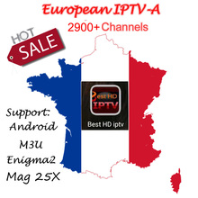 Get more info on the 1 Year European Iptv M3U Mag Andriod Dream Box For French Italy Belgium Arabic Sweden Germany Albania Africa UK 2900+ Channels