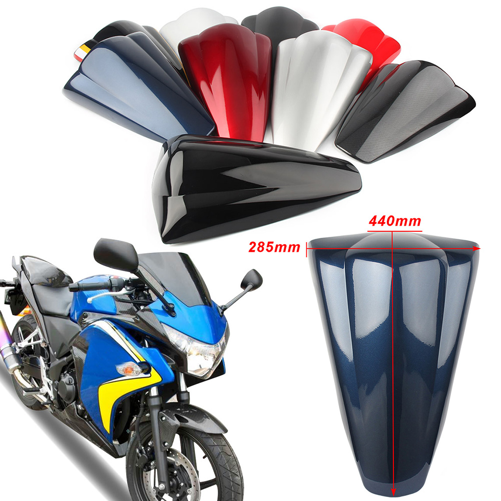 Black Rear Seat Cover Cowl Fairing For Honda CBR954RR 2002-2003