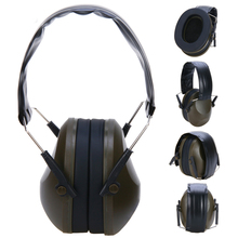 1Pcs Outdoor Tools Ear Muff Protector Noise Cancelling Ear Muffs Hearing Protection Safety Shooting Hunting Outdoor Sport New стоимость