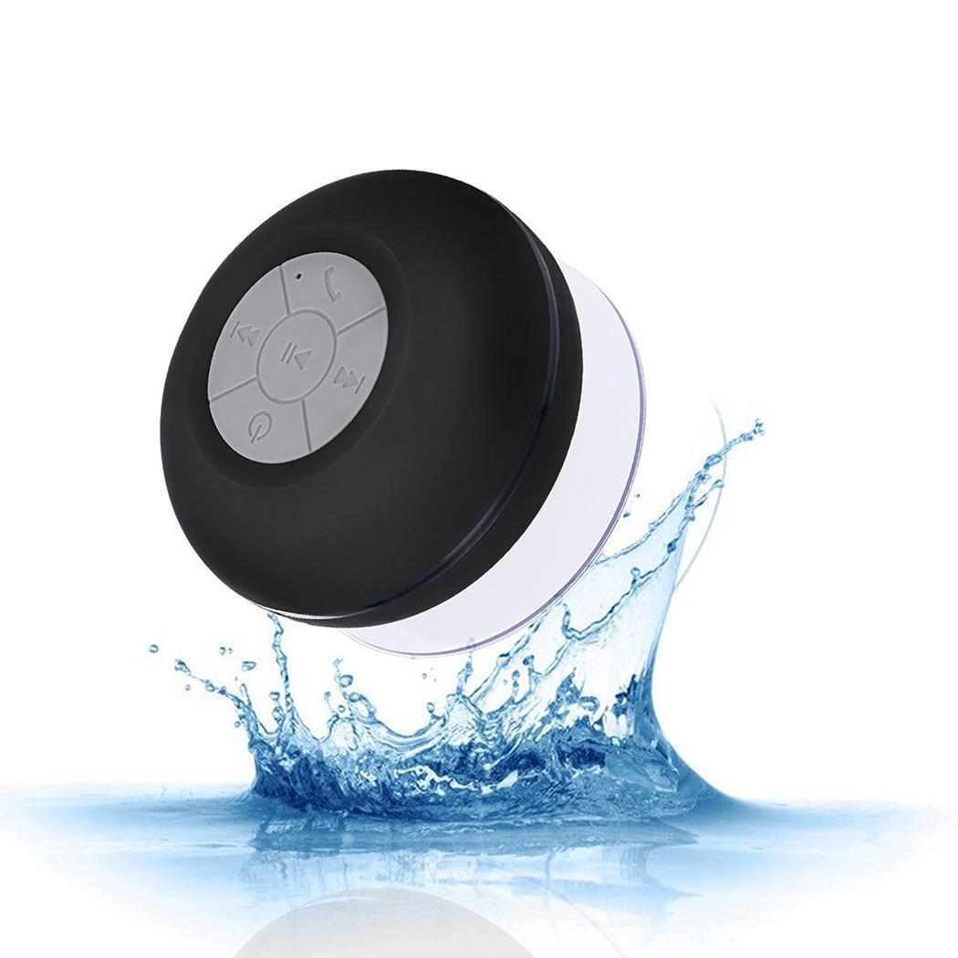 Unterhaltungselektronik Aufstrebend 4 Ebene Wasserdicht Bad Auto Drahtlose Bluetooth 0,18kg Audio Mit Led 9x9x6 Cm/3,5 X 3,5x2,4 Zoll Licht Reisen Tragbares Audio & Video
