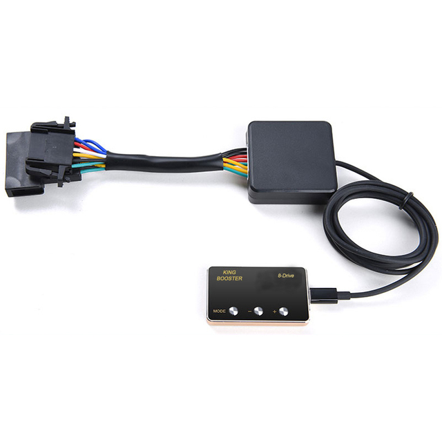 I drive throttle controller Bms pedal tuner for AUDI A1 A2 A3 A4 A6 A8 RS4 S3 S4 S8 TT Q7