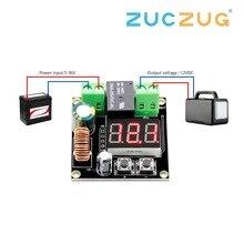 VHM-009 модуль защиты напряжения постоянного тока, защита от отключения низкого напряжения, выход 6-60 в XH-M609