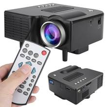 Mini LED Digital Home Theatre Full HD Projector with Remote-Control 400 ANSI Lumen 1920 * 1018 Resolution(China)