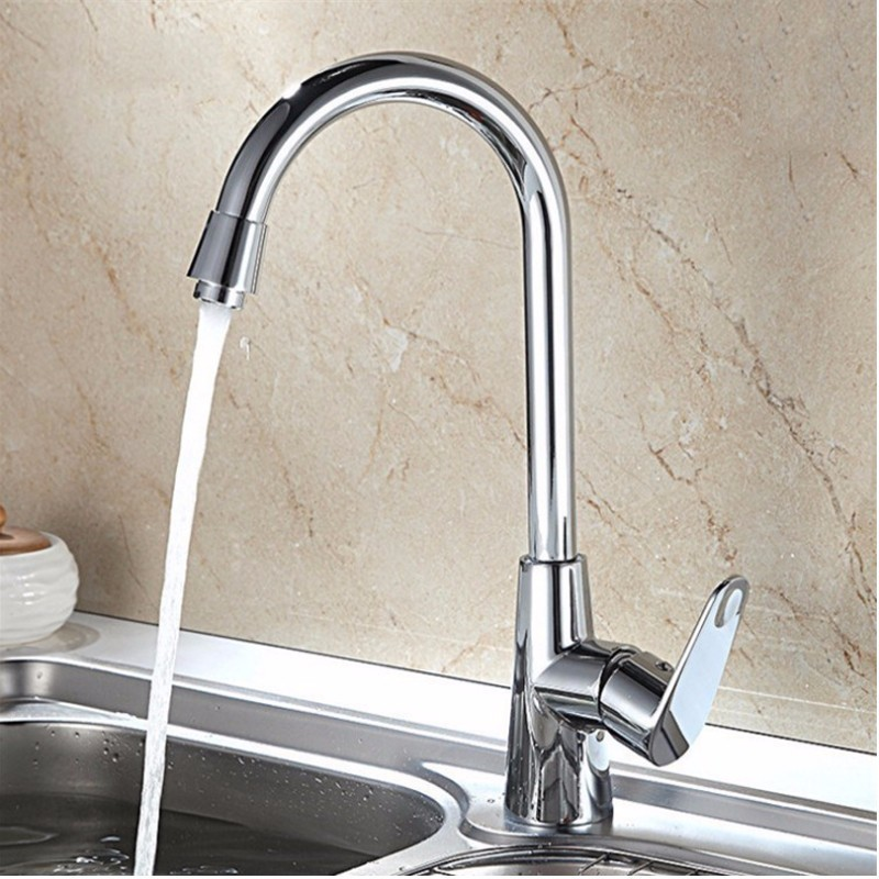 Kitchen basin faucet sink faucet copper hot and cold water kitchen faucet mixed water basinKitchen basin faucet sink faucet copper hot and cold water kitchen faucet mixed water basin