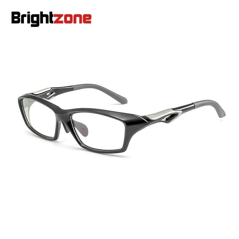 cb1843de65 Excellent Quality Sport Style TR90 Full Rim Prescription Optical Eye Glasses  Frames For Men Oculos De