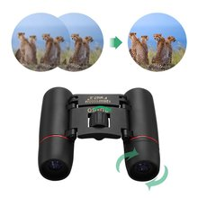 Zoom Telescope 30x60 Folding Binoculars with Low Light Night Vision for Outdoor Bird Watching Travelling Hunting Camping 2019