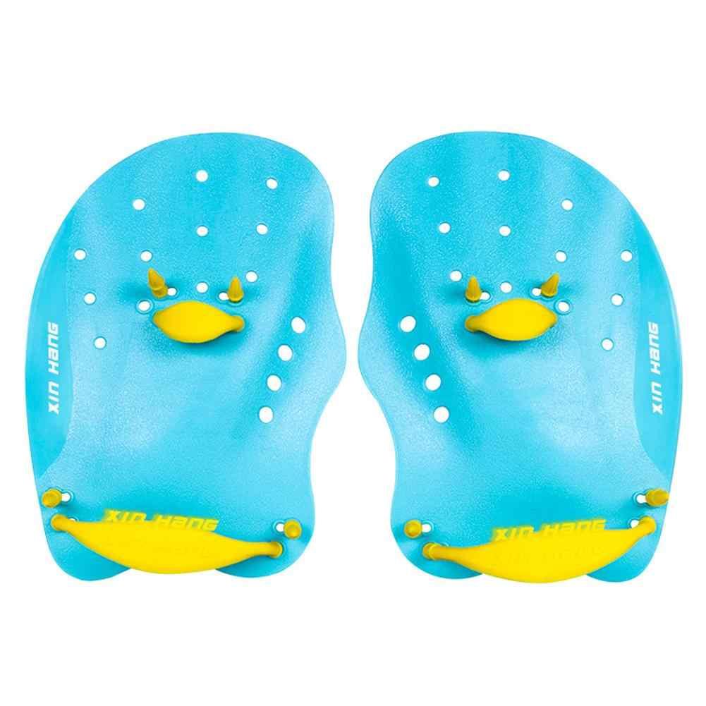 Наручники плавание ming весло для детей и взрослых Professional Training Бесплатная перчатки с регулировкой ручной ласты Тренировочный Набор детей