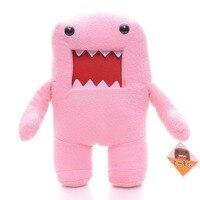 Милые набивные игрушки Япония Розовый Domo кукла плюшевые DOMO KUN Характер плюшевые хлопковые игрушки 7 ''Новый бренд # LNF