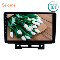 Seicane Car GPS Multimedia Player Radio For 2012 2013 2014 Geely Emgrand EC7 9 Inch Quad Core Wifi Android 8.1 2Din Head Unit