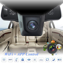 Full HD 1080P Car DVR Built-in WiFi 160 Degree Wide Angle Dashboard Camera,Vehicle Dash Cam with G-Sensor,Loop Recording sinairy car dash cam with wifi car dvr camera app support ios android system recorder 170 degree super wide angle loop recording