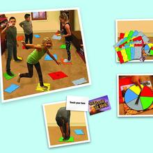 Пол Лава семейный Досуг дети взрослые цветной пенопластовый коврик карты игра Карта забавная настольная игра детская обучающая игрушка