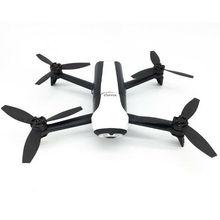 4 шт. черные пропеллеры роторы опоры для гребли для Parrot Bebop 2 Drone D4N7