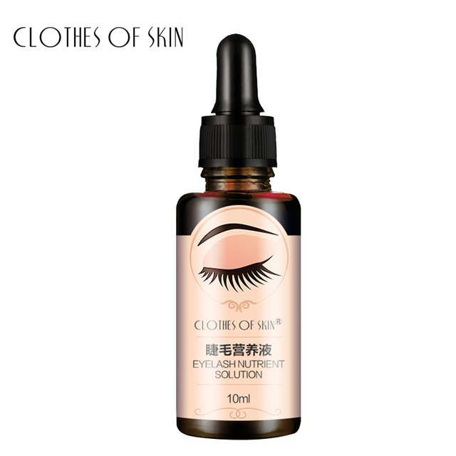 Eyelash Growth Serum Liquid Eyelash Enhancer Vitamin E Treatment lash lift Eyes Lashes Mascara Nourishing Eye CLOTHES OF SKIN 6