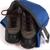 Saco De Viagem portátil sapato Zip ver janela Bolsa Organizador De Armazenamento à prova d' água
