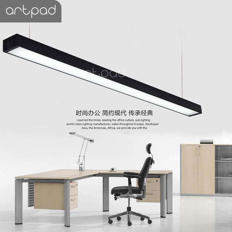 Artpad Modern Simple Creative Diy Molding Pendant light Bright Light Chip Acryl Panel Steel Wire Lighting Cable Office Gym LampArtpad Modern Simple Creative Diy Molding Pendant light Bright Light Chip Acryl Panel Steel Wire Lighting Cable Office Gym Lamp