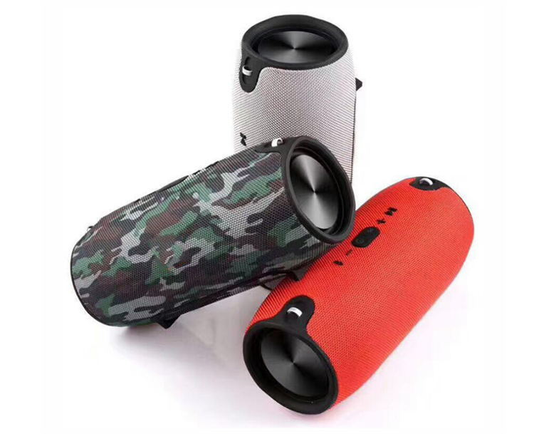 2019 Portable Speaker Xtreme Sound Bar Wireless Bluettooth Speaker Support Tf Card Connect To Smartphone Subwoofer Caixa De Som