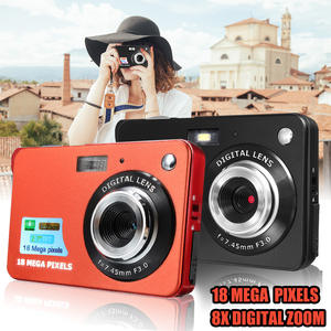 "Portable Mini Camera 2.7 ""720 P 18MP Camcorder 8x Zoom TFT LCD HD Digital Camera"