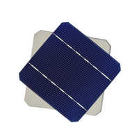XINPUGUANG 10PCS Mono cell 125*125mm 2.8w solar cell monocrystalline Silicon PV Photovoltaic Solar Panel for DIY kit 19%