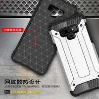 "case samsung galaxy Mokoemi Iron Armor Shock Proof 6.4""For Samsung Galaxy Note 9 Case For Samsung Galaxy Note 9 cell Phone Case Cover (5)"