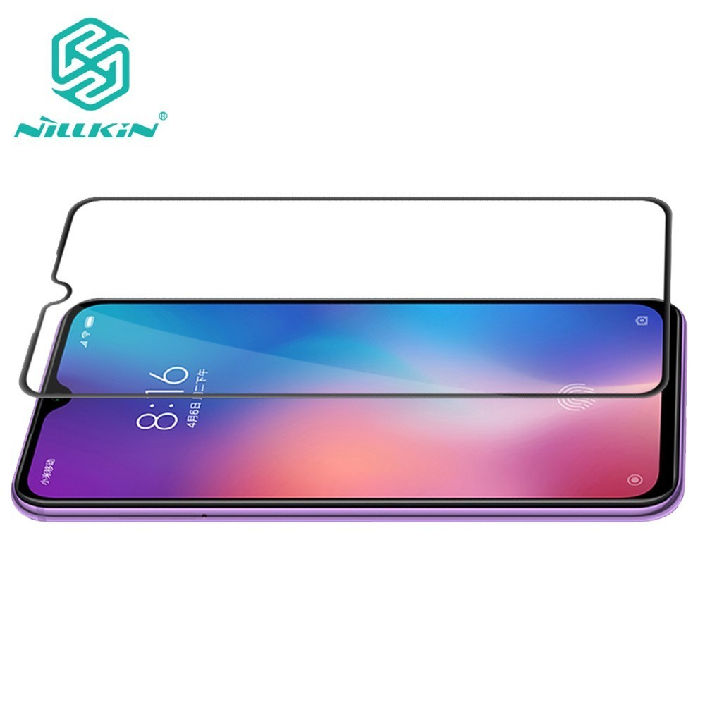 Xiao mi mi 9 SE Gehärtetem Glas Nillkin CP + 2.5D Volle Abdeckung Screen Protector Glas für Xiao mi mi 9 SE