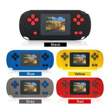 Pocket Mini Retro 2 inch Colored LCD Screen Children 8Bit Handheld Game Console for NES Portable Player Built-in 268 Games