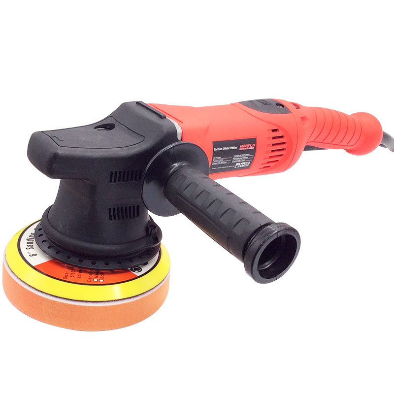 Automotive Polishing Machine Car Polisher Eccentricity 21MM Dual Action Polishing Waxing Tools Marflo 6 Speed Random Orbital