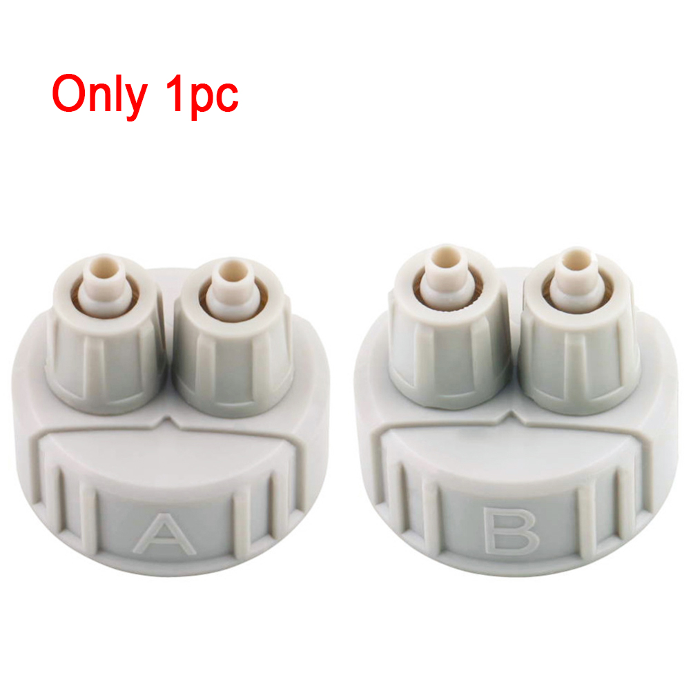 High Quality CO2 Generators System Pro Tube CO2 Aquarium Valve Gauge Bottle Cap Kit For DIY Aquarium Planted Tank Water