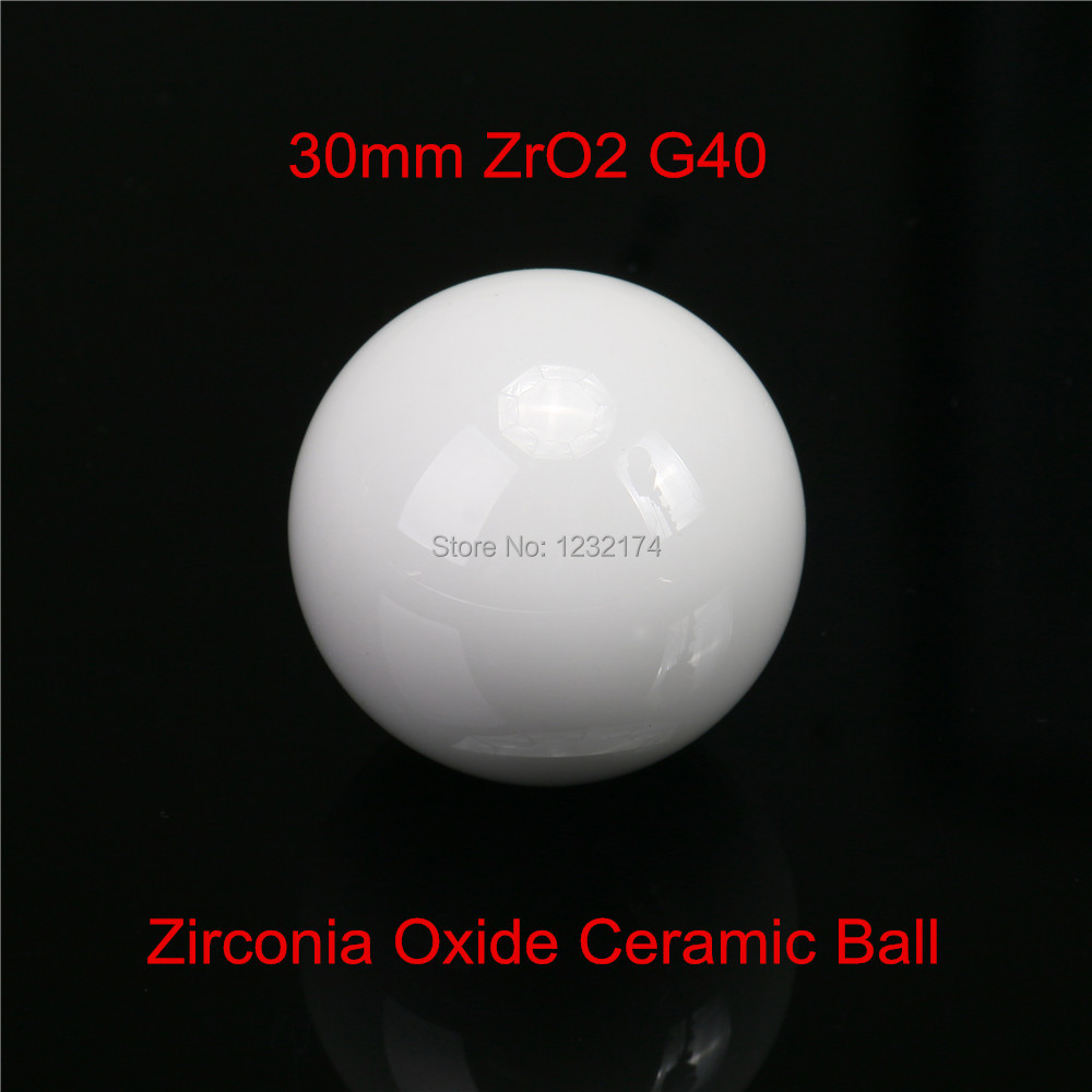 3mm ZrO2 Zirconium Oxide Ceramic Ball Bearings G5