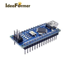 3DV4 CNC Щит V4 + Nano 3,0 + 3 шт. A4988 красный или зеленый Reprap шаговый набор драйверов для Arduino