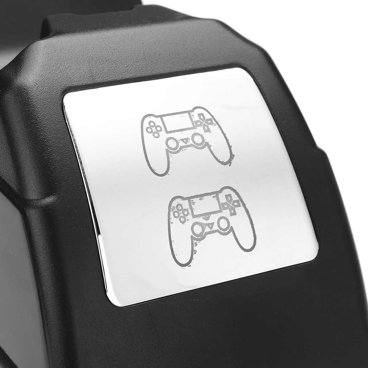 Led مزدوج اللاسلكية جهاز شحن تحكم وحدة شاحن سريع قوس جسر شكل مقبض اللعبة شاحن ل PS4/برو/ضئيلة