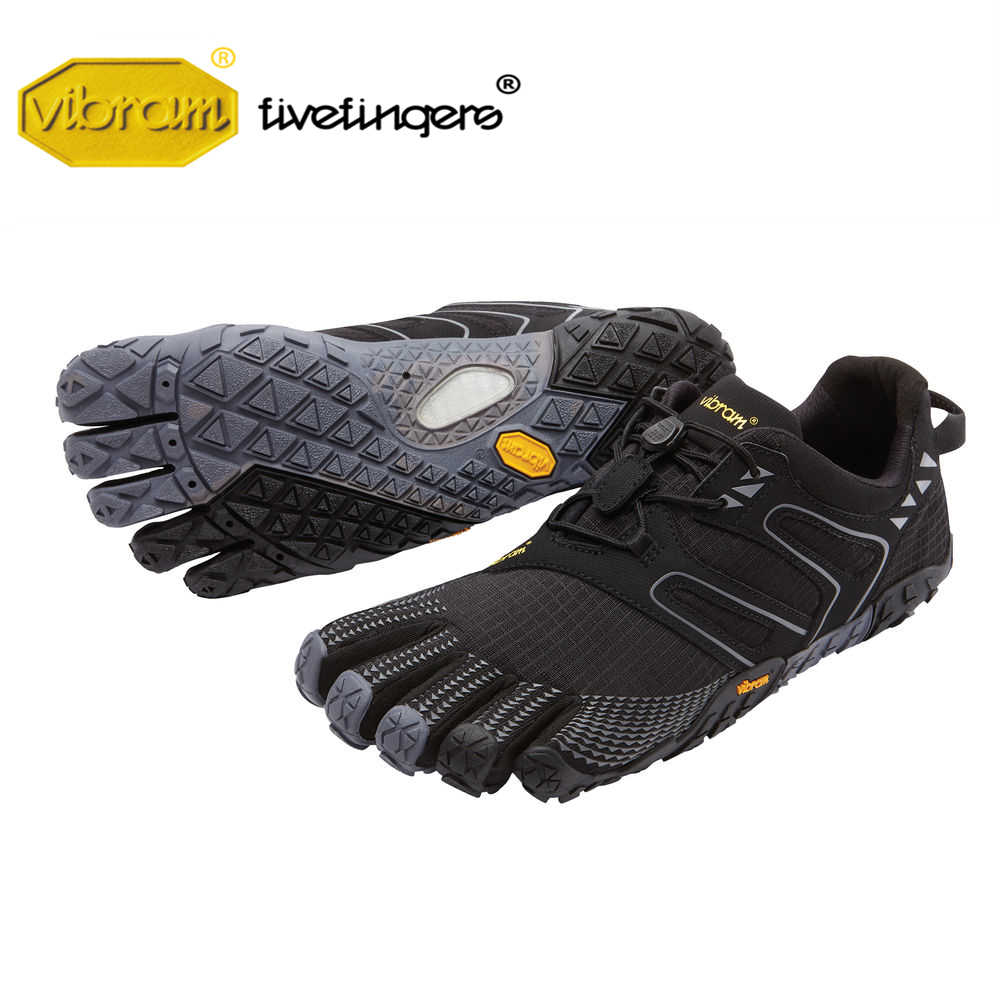 d5f1ebf278dcff Vibram Fivefingers V-TRAIL men s Sneaker Cross-country Non-slip Running  Outdoor Five
