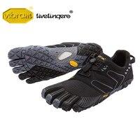 Vibram Fivefingers V TRAIL мужские кроссовки беговые Нескользящие беговые уличные пять пальцев Паркур Приключения спортивная обувь